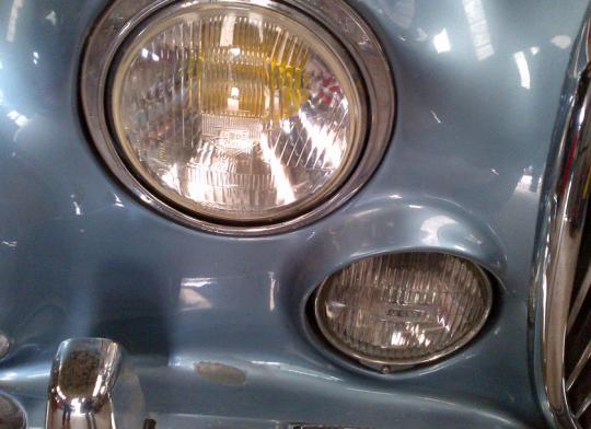 Réparations de carrosserie et debosselage
