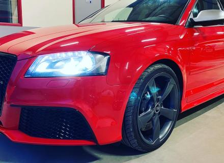 audi rs3 carrosserie anthony perot