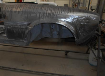 Rénovation fiat 124 carrosserie Anthony Perot