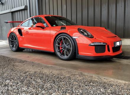 porsche gt3 rs 4.0 carrosserie anthony perot