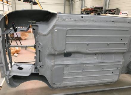 restauration mini carrosserie Perot