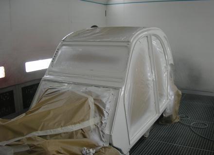 2cv carrosserie perot